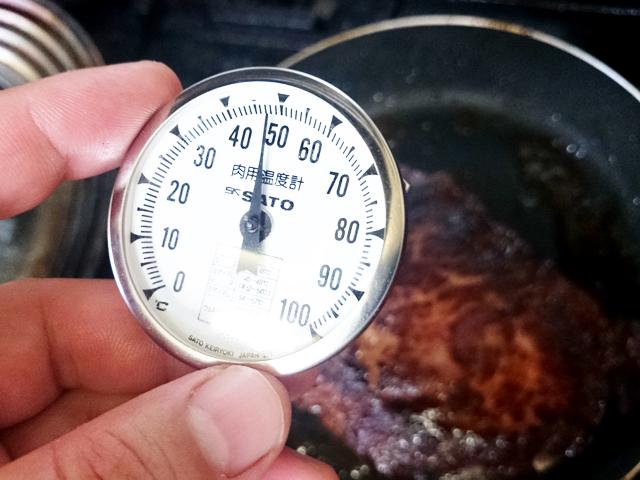 肉用温度計